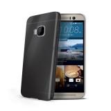Silikonové pouzdro CELLY Gelskin pro HTC One M9 černé
