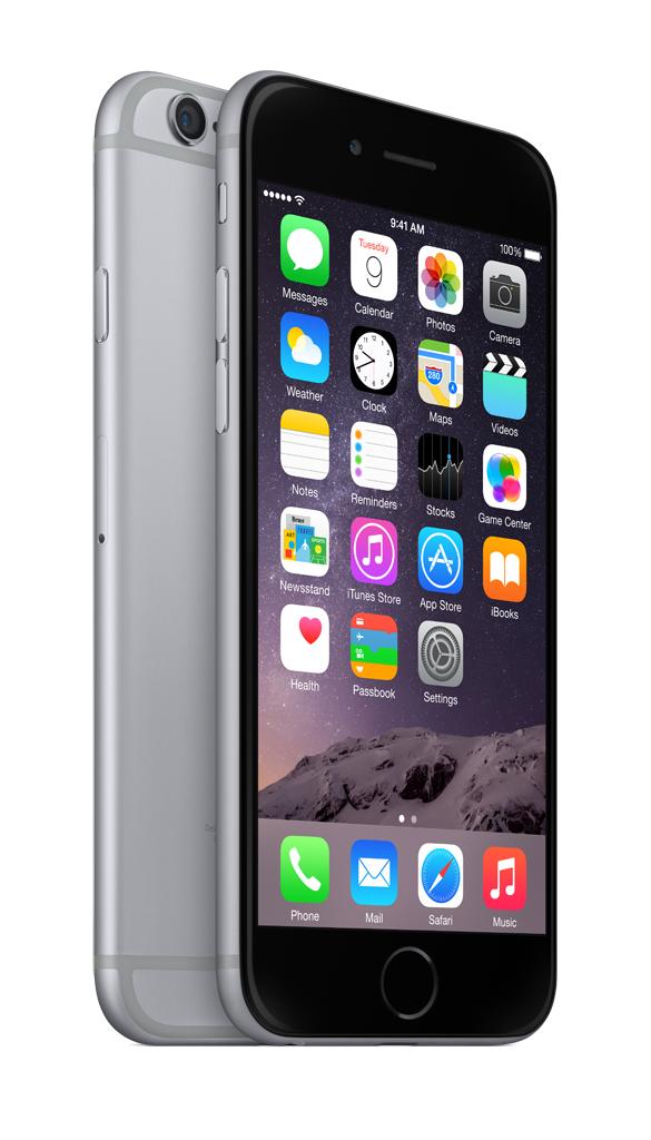 Apple iPhone 6 16GB Space Grey