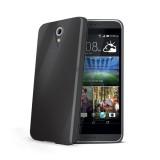 Silikonové pouzdro CELLY Gelskin HTC Desire 620G černé