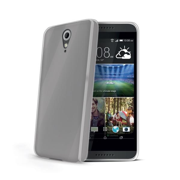 Silikonové pouzdro CELLY Gelskin HTC Desire 620G čiré