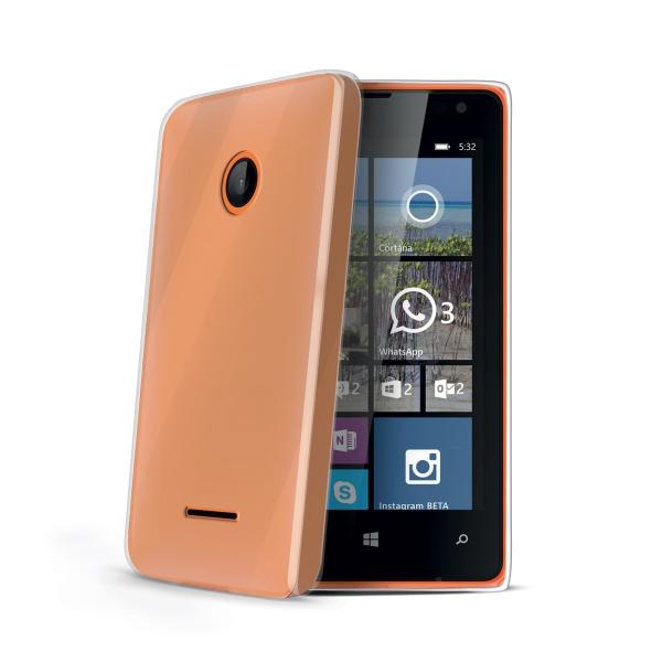 Silikonové pouzdro Gelskin Microsoft Lumia 532 čiré
