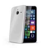 Silikonové pouzdro Gelskin Microsoft Lumia 640 XL čiré