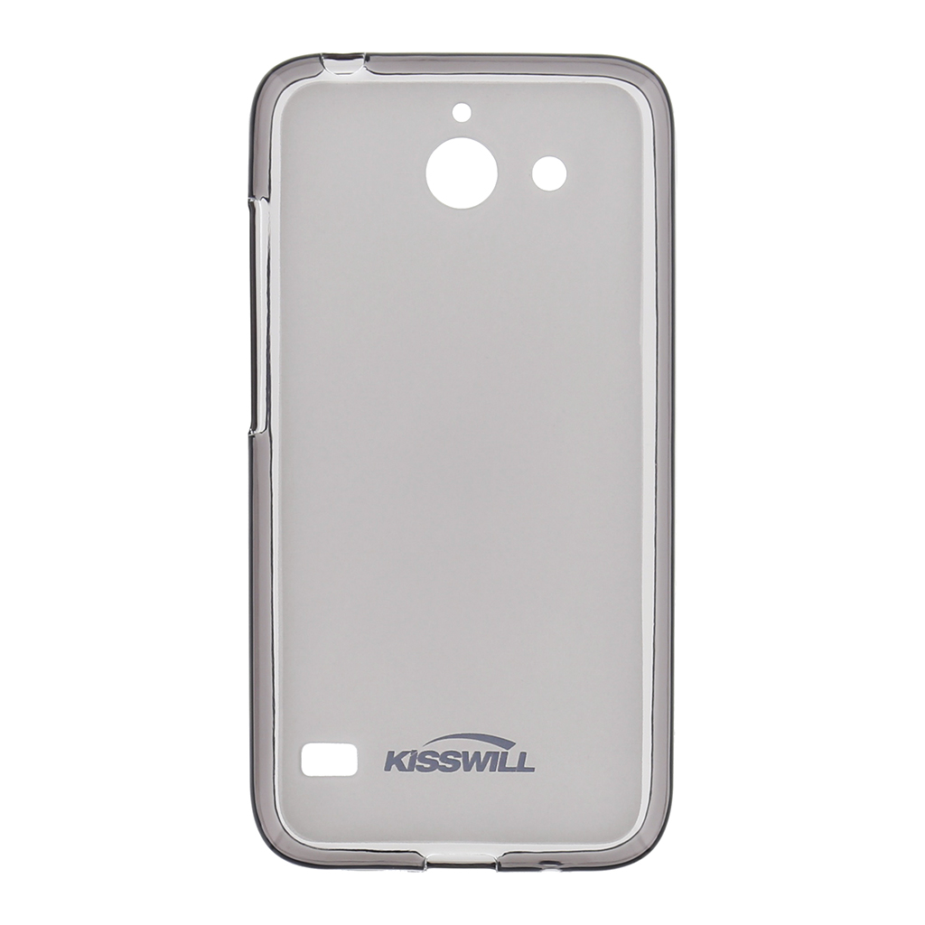 Kisswill silikonové pouzdro pro Huawei Ascend Y540 černé