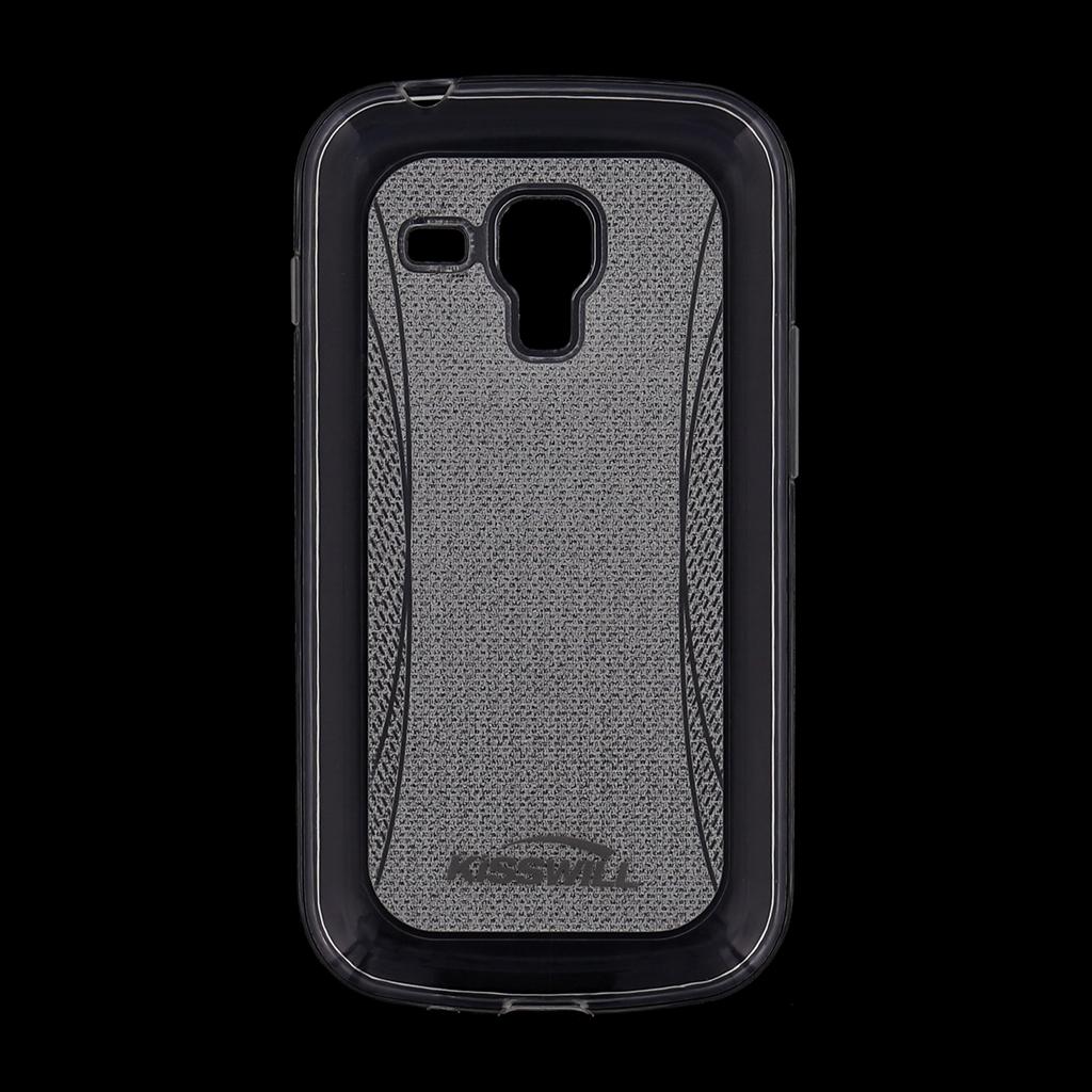 Silikonové pouzdro Shine Samsung S7580 Trend čiré