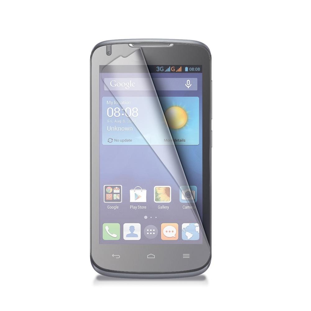 Prémiová ochranná fólie CELLY pro Huawei Ascend Y540, 2ks