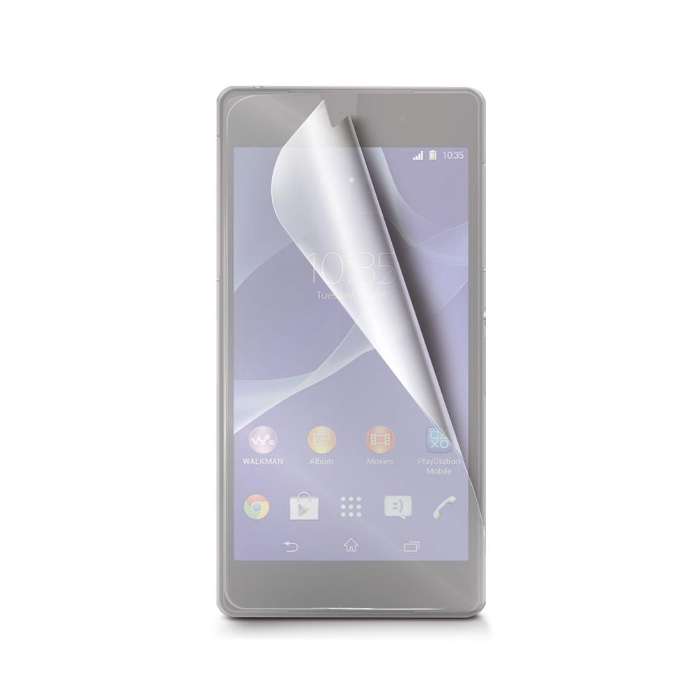 Ochranná fólie displeje CELLY Sony Xperia E4 lesklá 2ks
