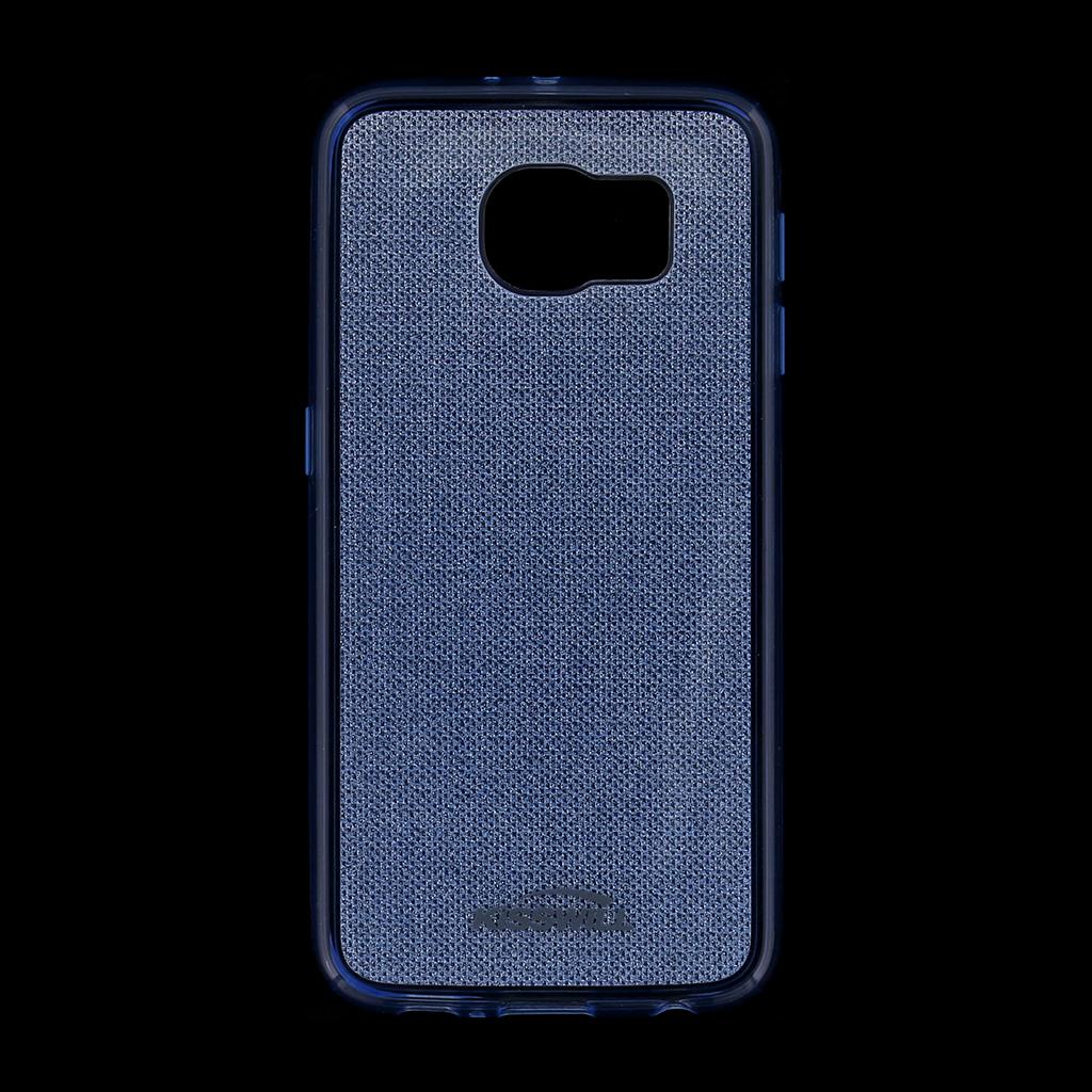 Silikonové pouzdro Shine Samsung Galaxy S6 G920 modré