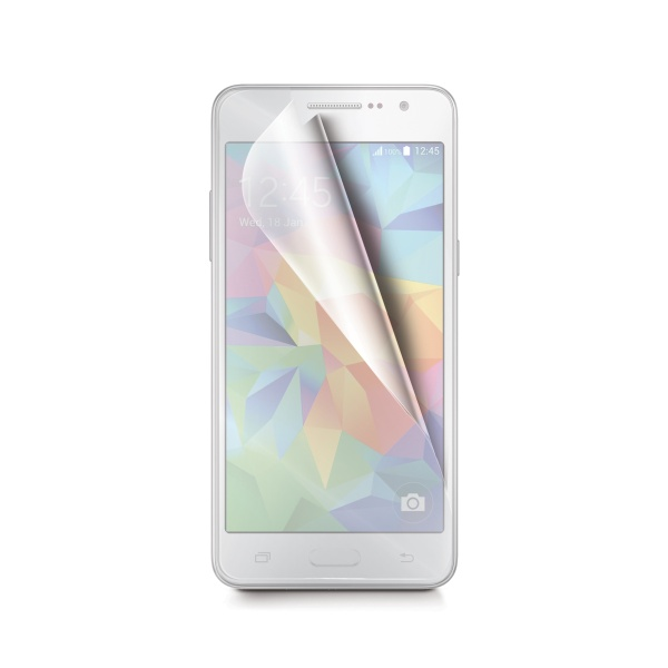 Ochranná fólie CELLY pro Samsung Galaxy Grand Prime 2ks