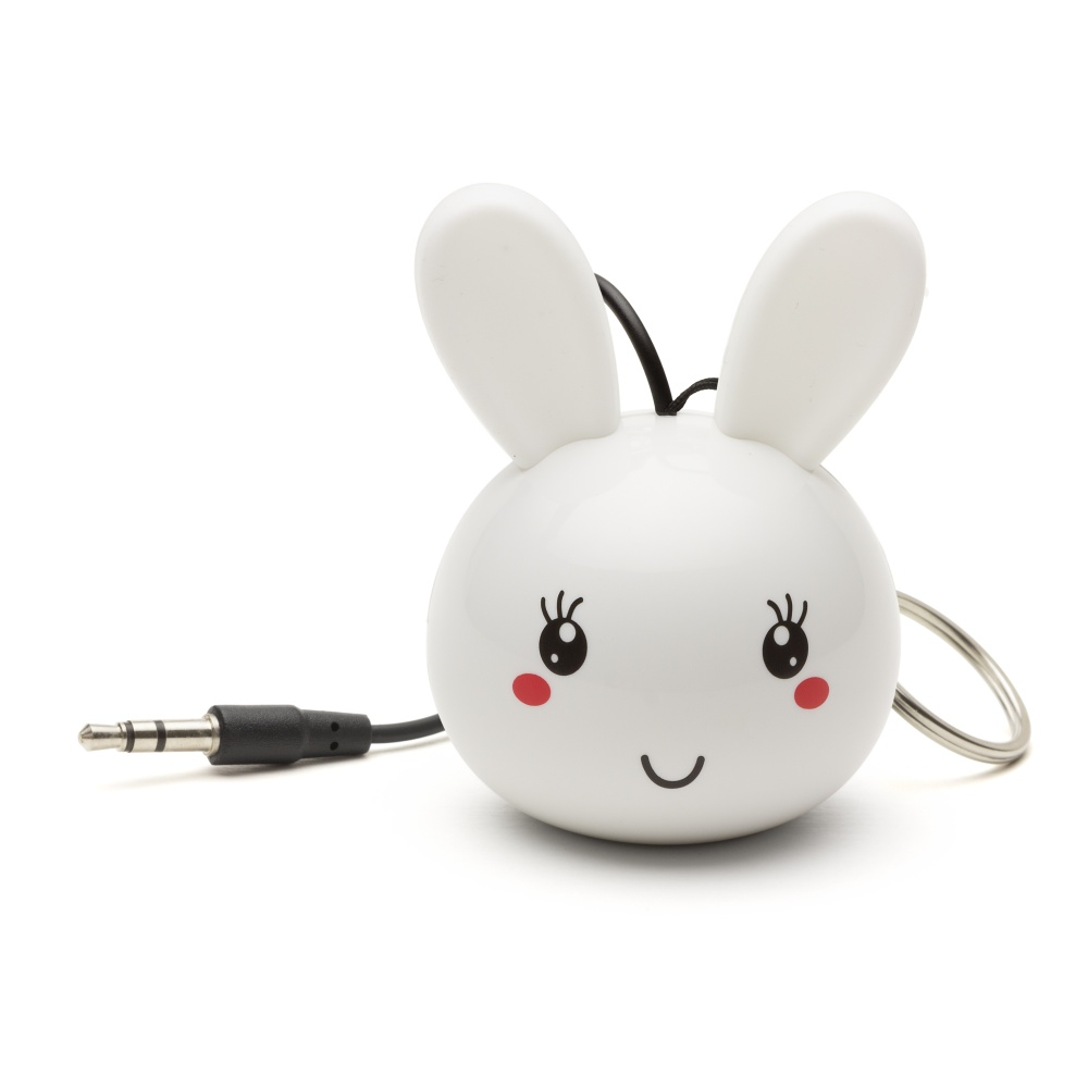 Reproduktor KITSOUND Mini Buddy Bunny, 3,5 mm jack