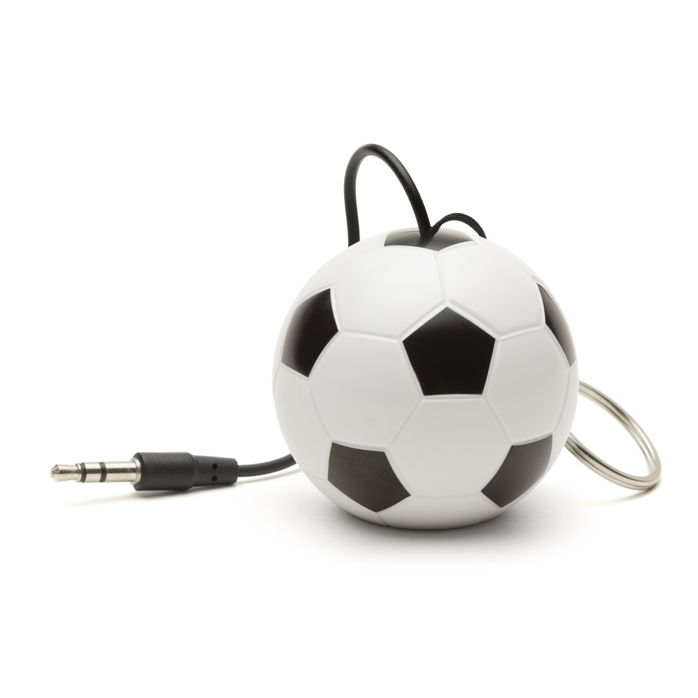 Reproduktor KITSOUND Mini Buddy Football, 3,5 mm jack