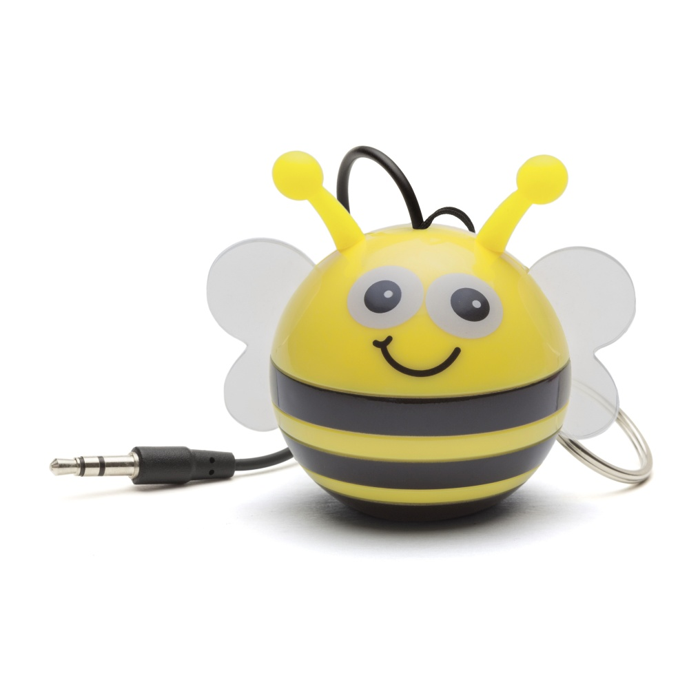 Reproduktor KITSOUND Mini Buddy Bee, 3,5 mm jack