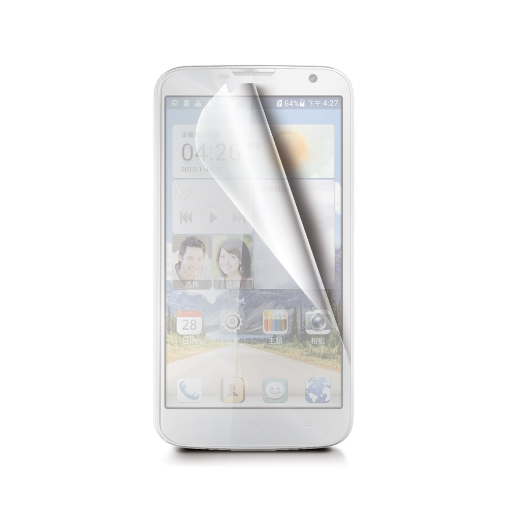 Ochranná fólie CELLY Huawei Ascend G730 lesklá, 2ks