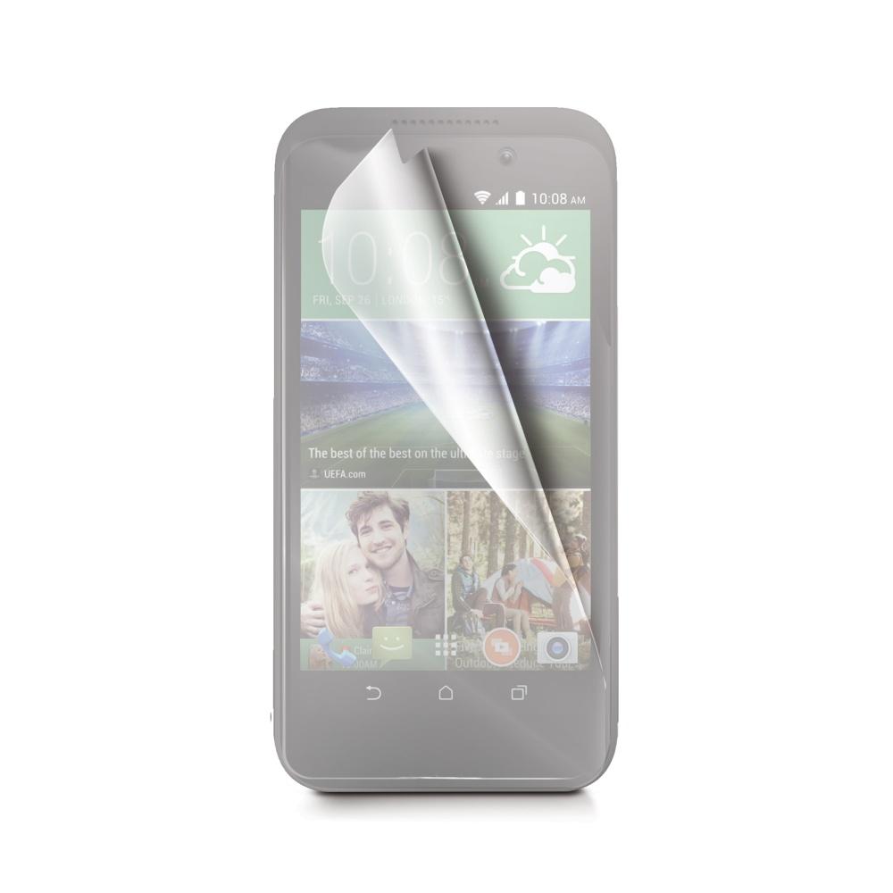 Ochranná fólie CELLY pro HTC Desire 320, lesklá, 2ks