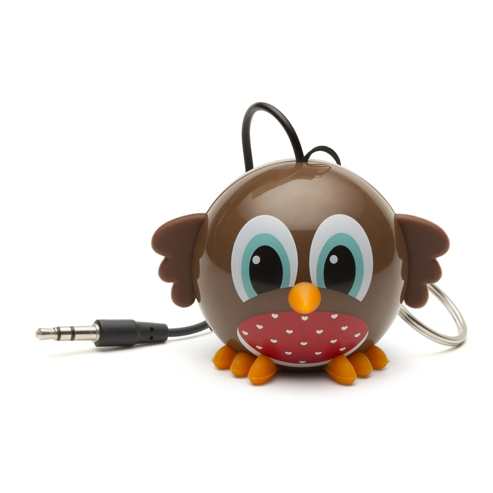 Reproduktor KITSOUND Mini Buddy Robin 3,5 mm jack