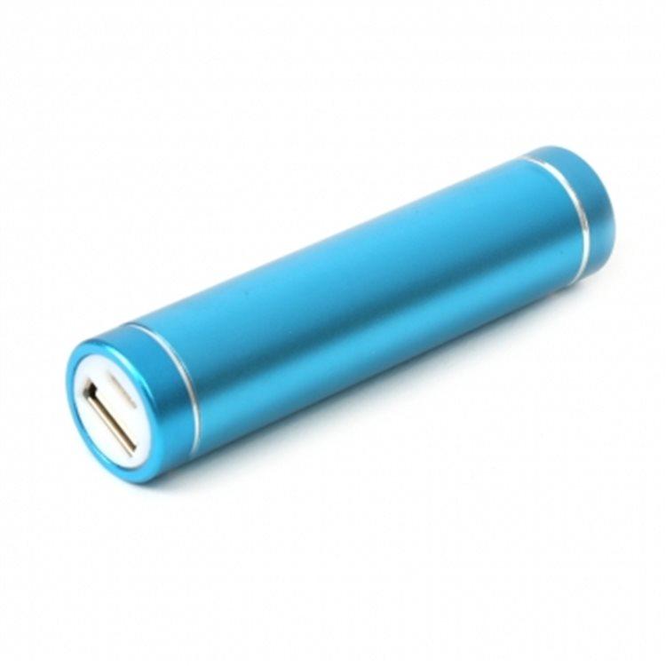 POWERBANK 2200mAh, modro-bílá