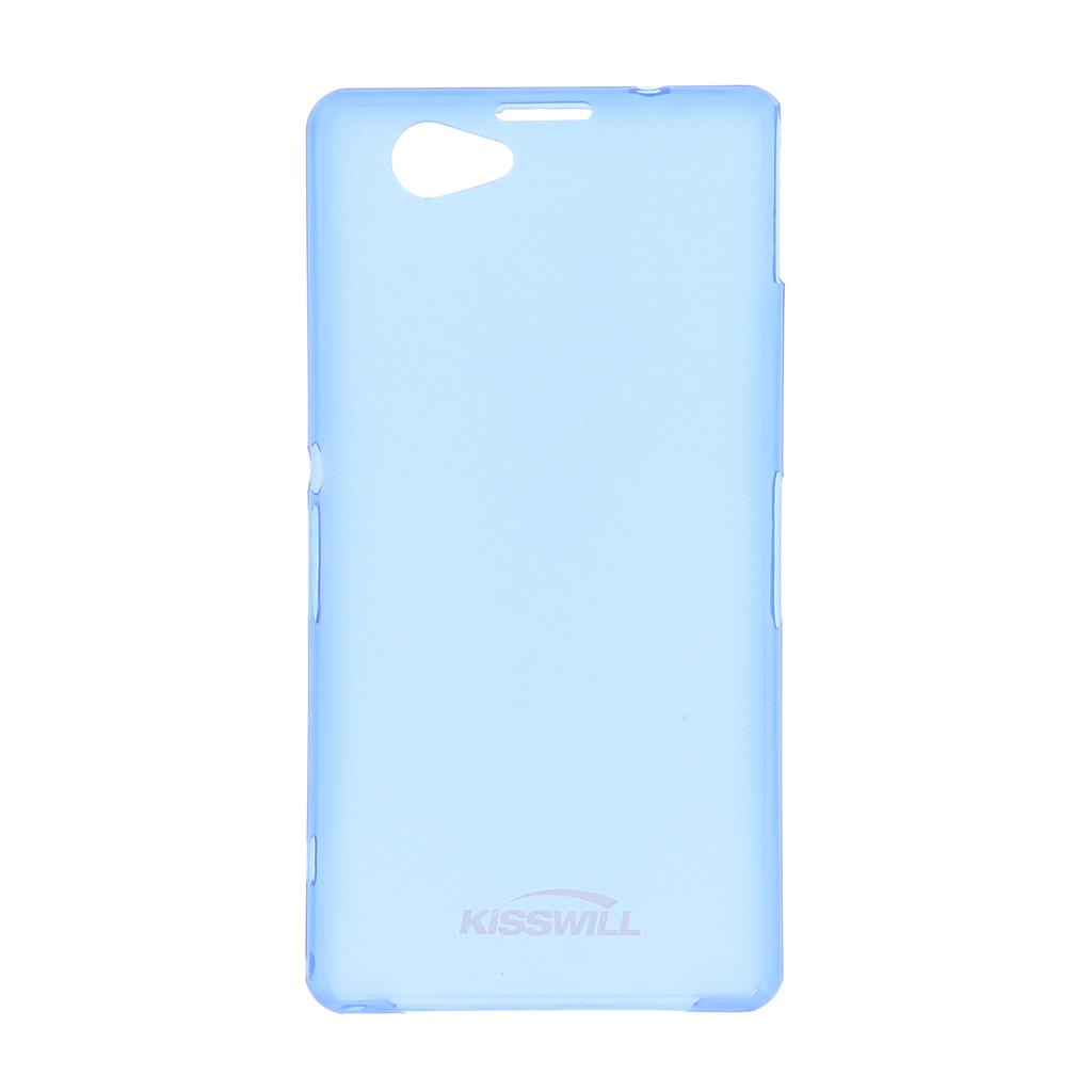 Pouzdro Slim Protective 0,3mm pro Samsung S5 mini modré