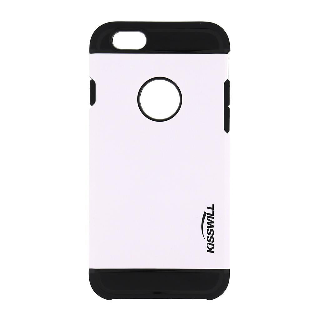 "Pouzdro Kisswill Slim Armor pro iPhone 6 4,7"" bílé"