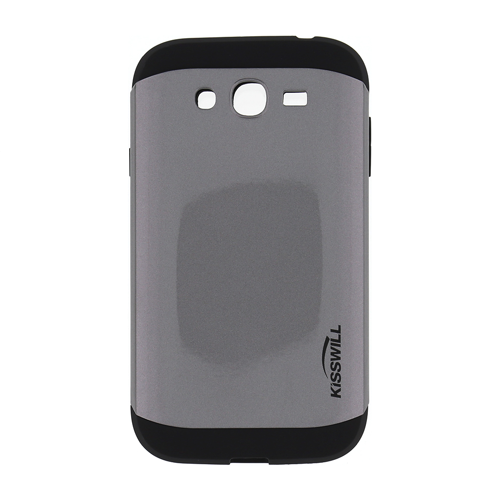 Pouzdro Kisswill Slim Armor pro Samsung Trend S7580 šedé