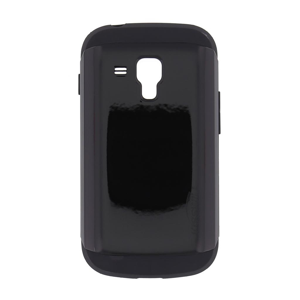 Pouzdro Kisswill Slim Armor pro Samsung Trend S7580 černé