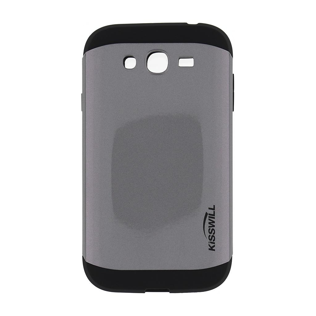 Pouzdro Kisswill Slim Armor pro Samsung Grand Neo i9060 šedé
