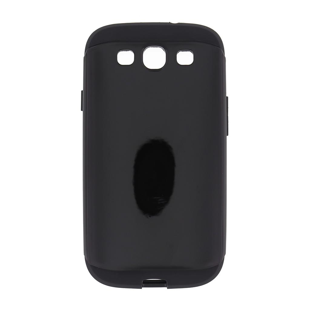 Pouzdro Kisswill Slim Armor pro Samsung Galaxy S3 i9300 černé