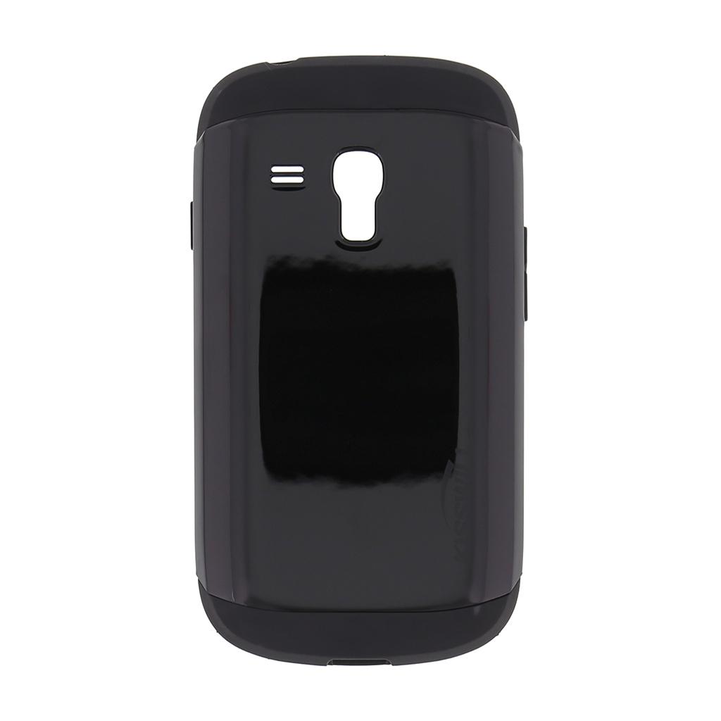 Pouzdro Kisswill Slim Armor pro Samsung S3 mini i8200 černé