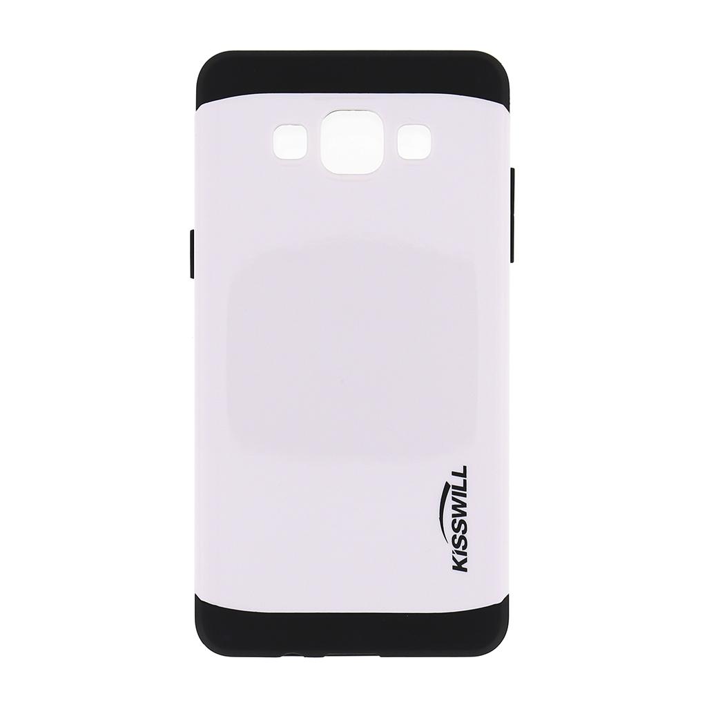 Pouzdro Kisswill Slim Armor pro Samsung Galaxy A5 A500 bílé