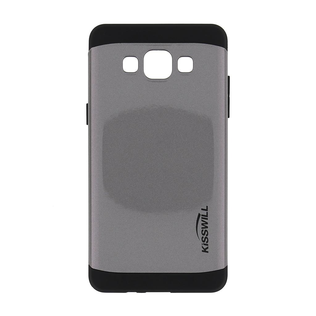 Pouzdro Kisswill Slim Armor pro Samsung Galaxy A5 A500 šedé