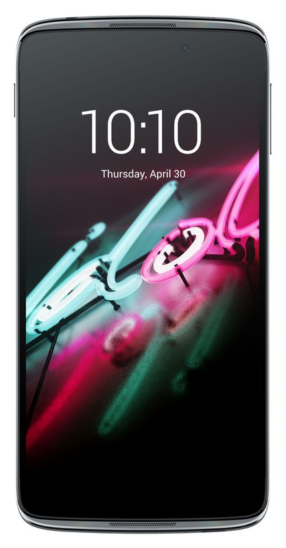 Mobilní telefon Alcatel OneTouch 6045Y IDOL3 (5.5) Grey