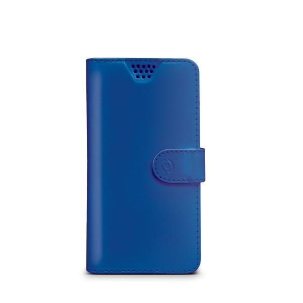 """Pouzdro CELLY Wally Unica velikost L, 4"""" - 4.5"""" modré"""
