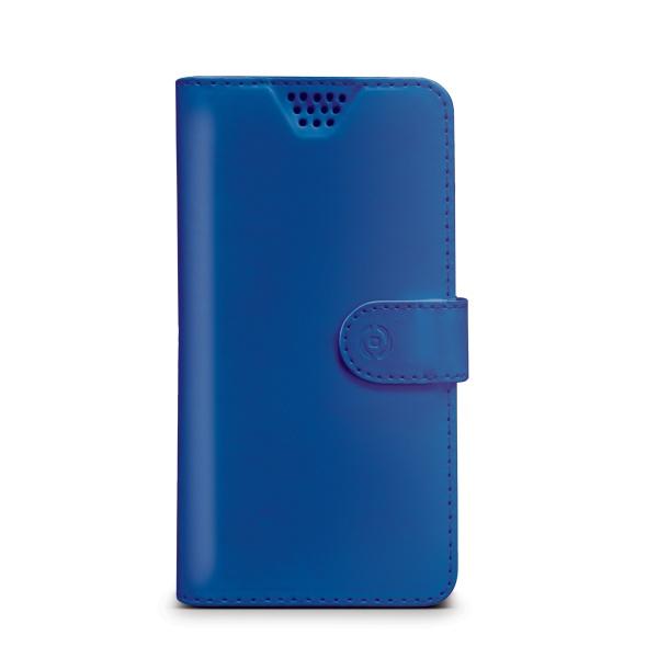 "Pouzdro CELLY Wally Unica velikost XXL 5"" - 5.7"" modré"