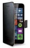 Pouzdro Celly Wally pro Microsoft Lumia 640 černé