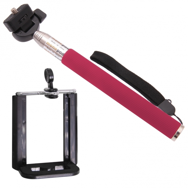 ALIGATOR Selfie držák růžový