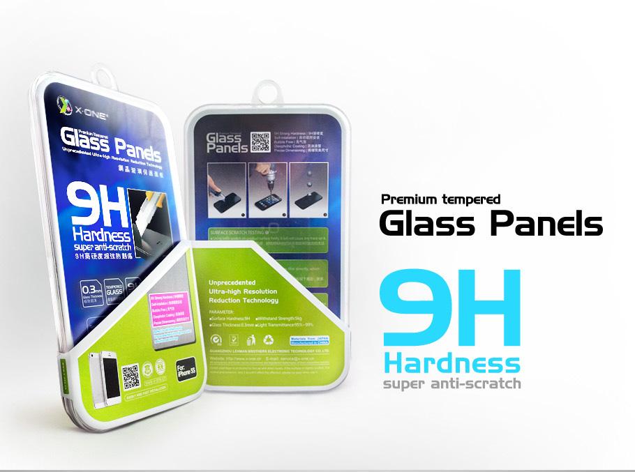 Tvrzené sklo na mobil Sony Xperia E4g, 9H X-ONE