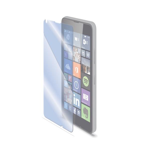 Tvrzené sklo na mobil pro Microsoft Lumia 640 CELLY Glass