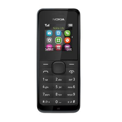 Mobilní telefon Nokia 105 DS Black