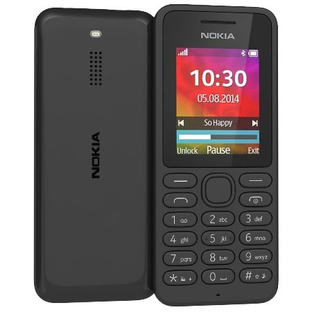Mobilní telefon Nokia 130 Black