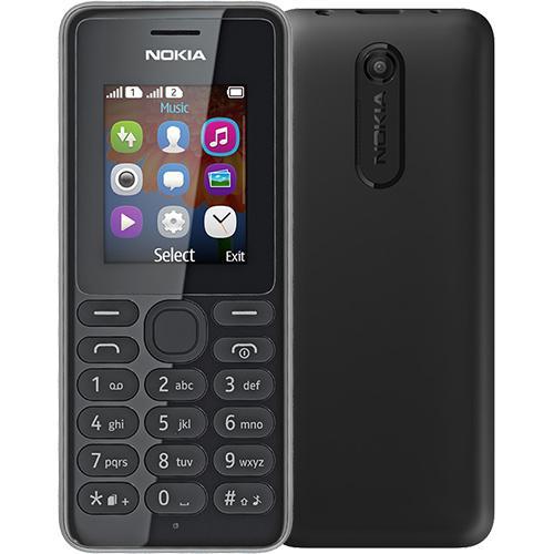 Mobilní telefon Nokia 108 Black