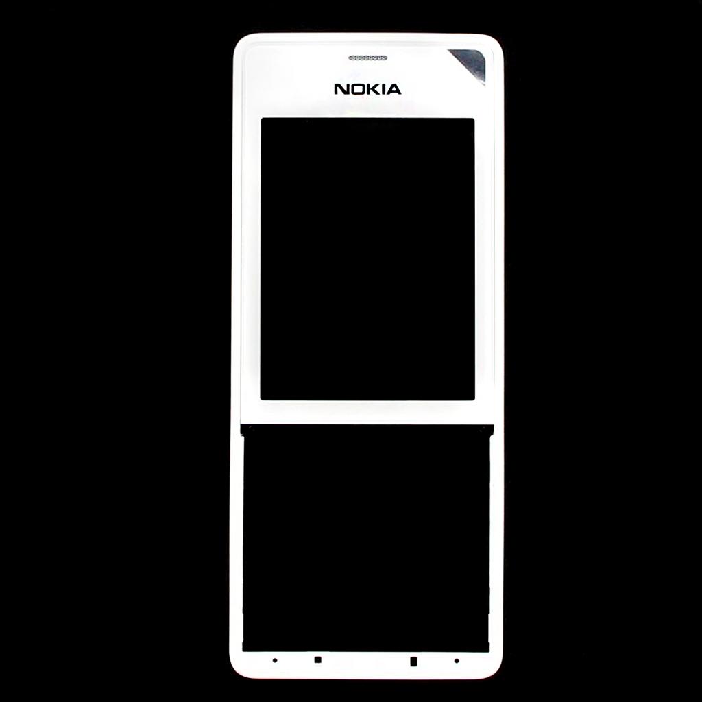 Nokia 515 White Přední Kryt