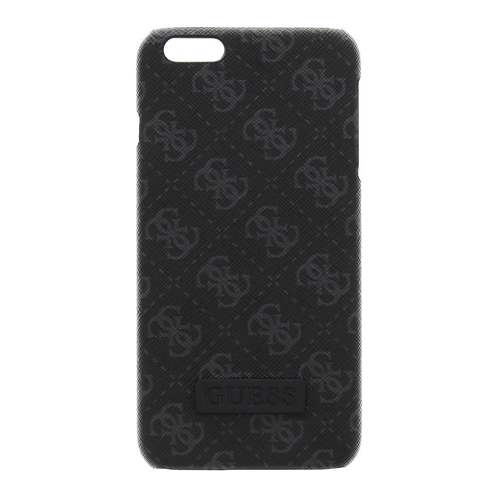 "Zadní kryt na mobil iPhone 6 Plus 5.5"" Guess Hard GUMHCP6LSOB černé"