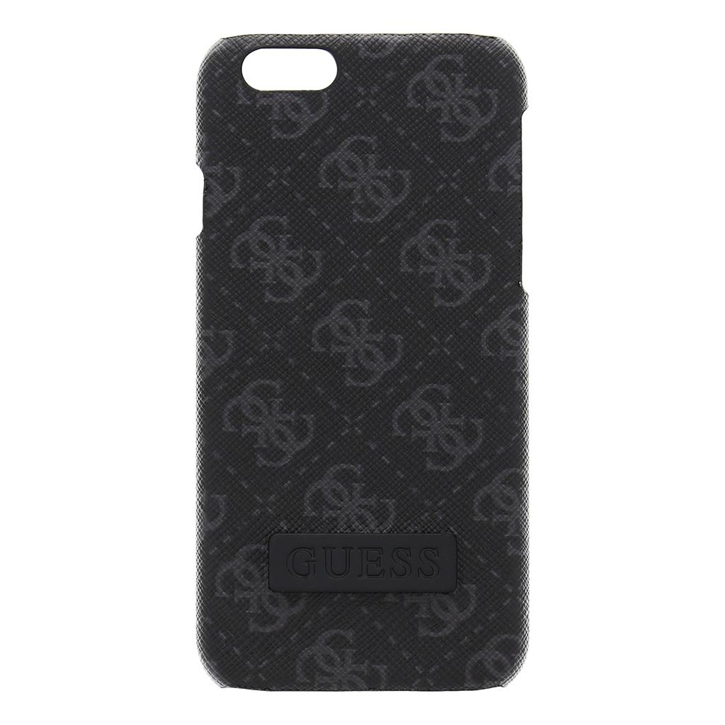 """Zadní Kryt na mobil iPhone 6, 4.7"""" Guess Hard GUMHCP6SOB černé"""