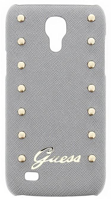 Guess Studded zadní kryt Galaxy S4 mini, Silver