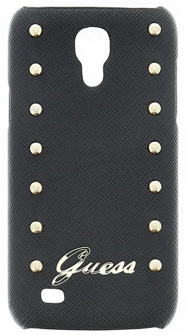 Zadní kryt na mobil Galaxy S4 mini Guess Studded černé