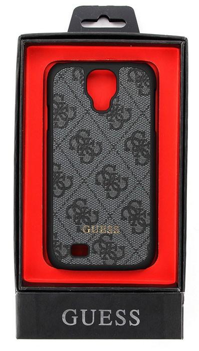 Zadní kryt na mobil Samsung Galaxy S4 Guess černé