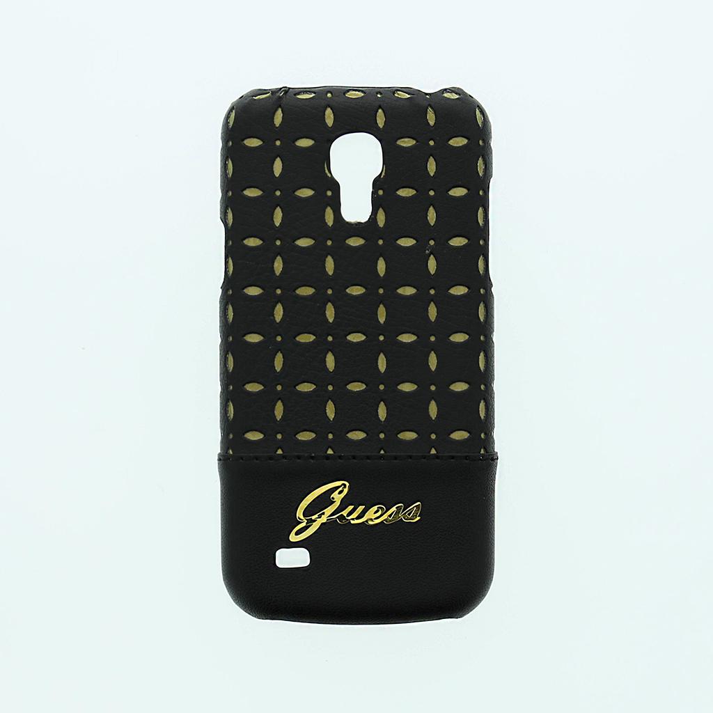 Zadní kryt na Samsung Galaxy S4mini Guess Gianina černé