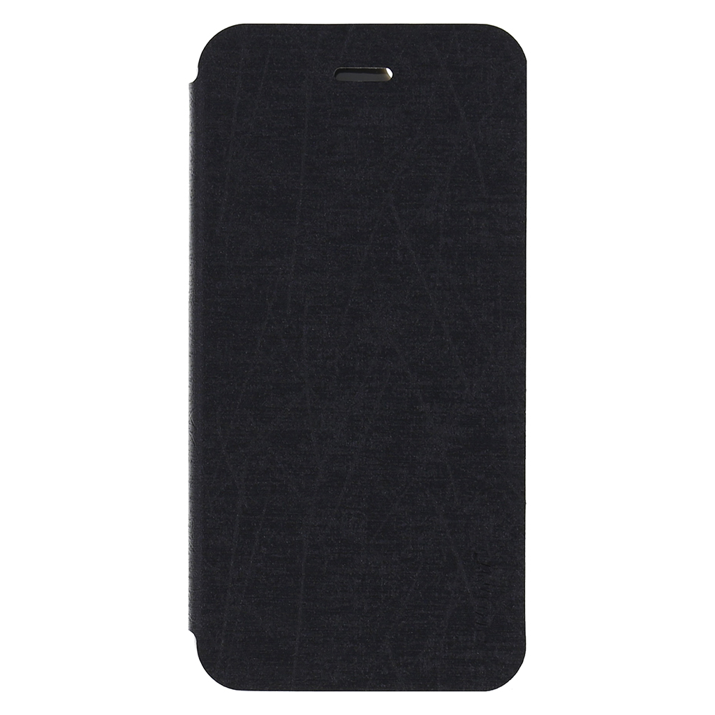 Flipové pouzdro na iPhone 6 4,7 černé Pudini