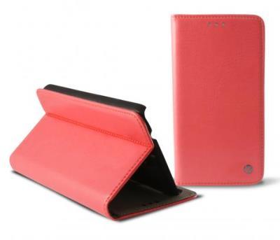 Pouzdro flip na Samsung Galaxy Grand Neo Ksix Folio růžové