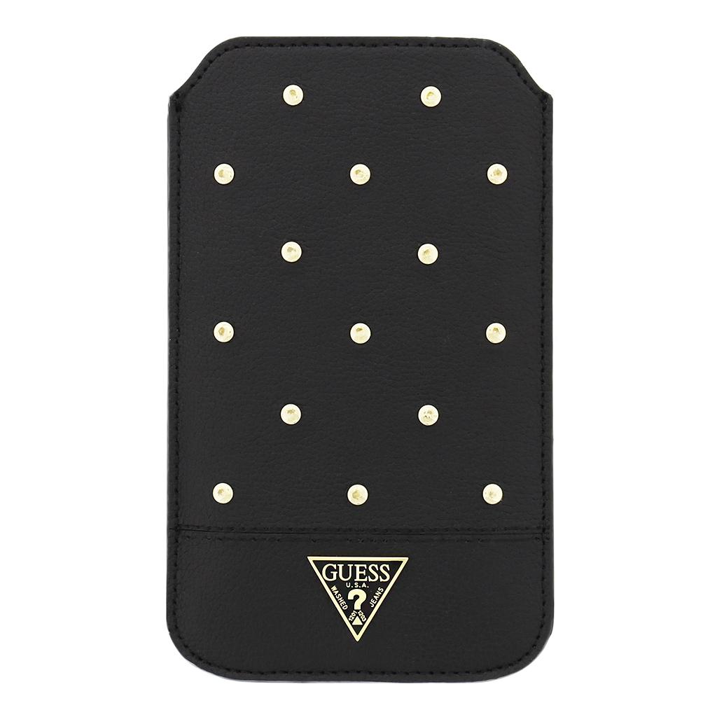 Univerzální pouzdro na mobil vel. XL Guess Tessi černé