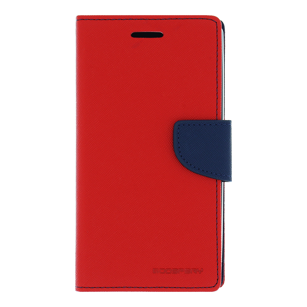 Pouzdro na mobil LG G4 (H815) Mercury Fancy červené