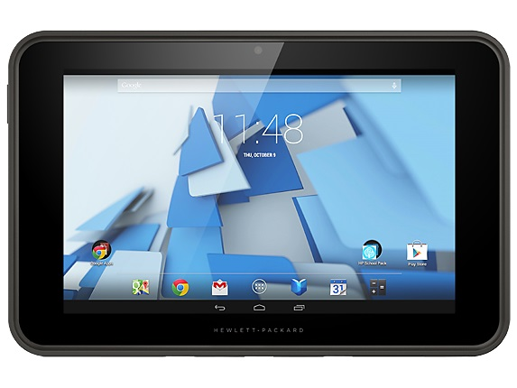 Tablet HP Pro Slate 10 EE 10.1 L2J95AA 16GB 3G + Stylus Black